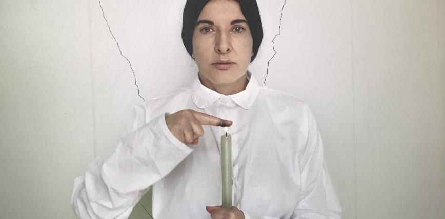 Marina Abramović zdradza sekrety swojej słynnej metody
