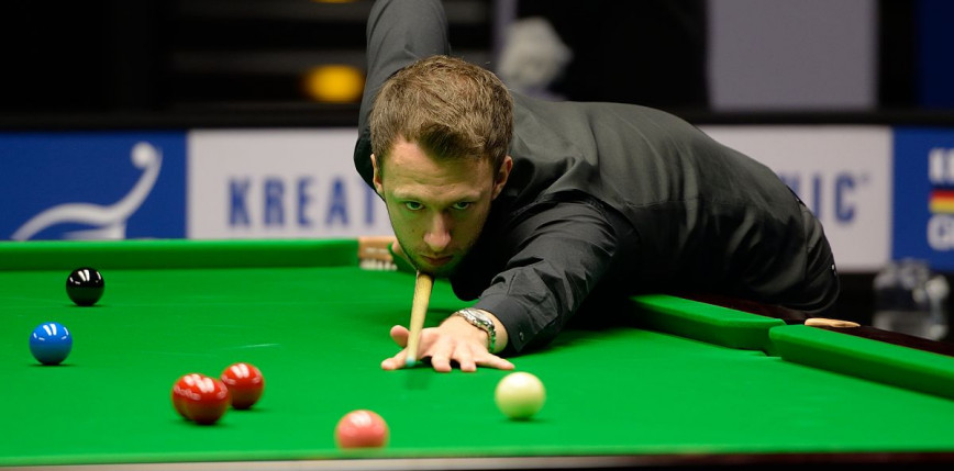 Snooker - NIO: sensacyjna porażka Wilsona, pewny awans obrońcy tytułu