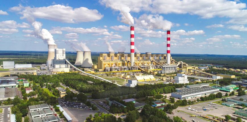Bełchatów: awaria w elektrowni