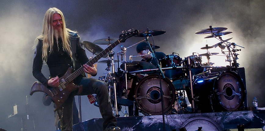 Basista Nightwish odchodzi z zespołu