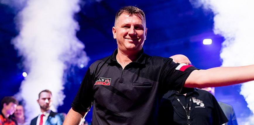 Dart - WGP: Ratajski z awansem do drugiej rundy
