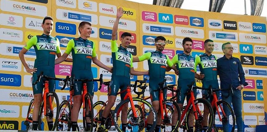 Kolarstwo: ekipa Vini Zabu nie wystartuje w Giro d'Italia