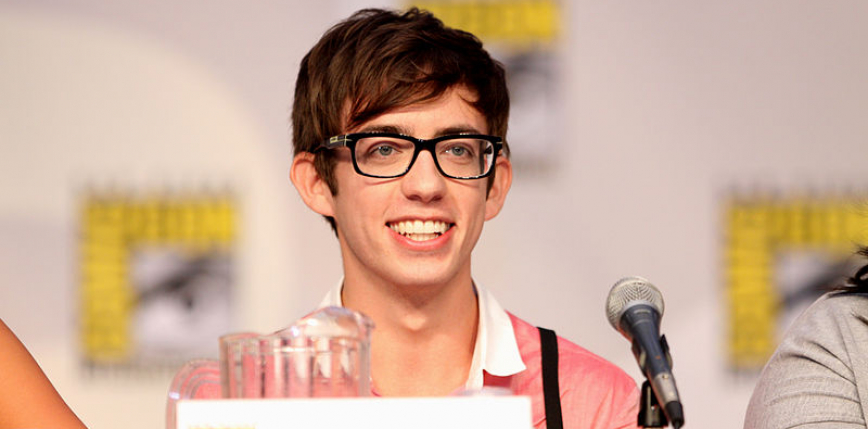 """Kevin McHale zagra w """"American Horror Story: Double Feature"""""""