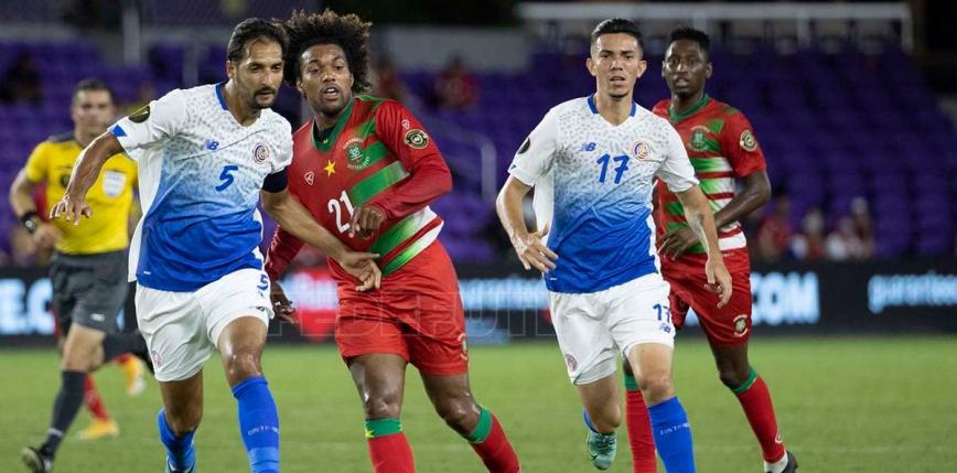 Gold Cup 2021: Kostaryka wyrywa zwycięstwo i awans, Jamajka też gra dalej