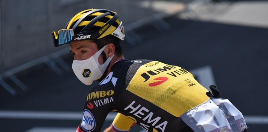 Vuelta a Espana: Roglić zwycięski na Lagos de Covadonga