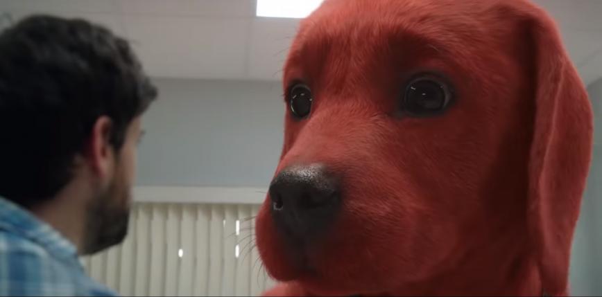 """""""Clifford: wielki czerwony pies"""" jednak zadebiutuje w tym roku"""