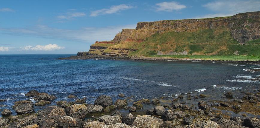 Irlandia Północna: rekordowe temperatury