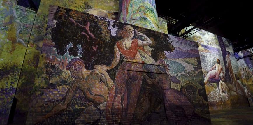 """Paryż: """"Monet, Renoir… Chagall. Podróże śródziemnomorskie"""""""