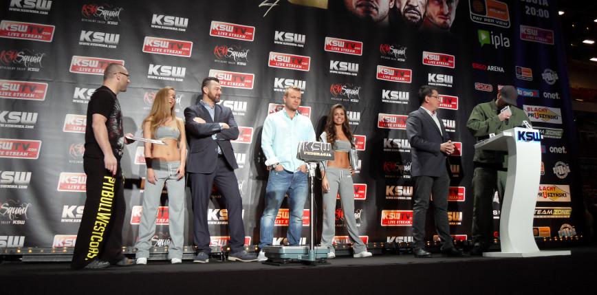 MMA: poznaliśmy kartę walk na KSW 60