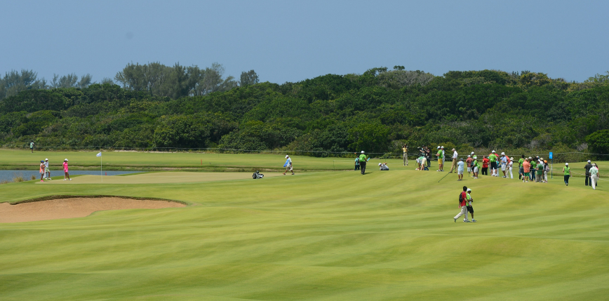 Konnichiwa Tokio (18) - Golf