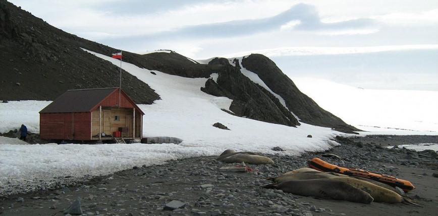 Nowa polska stacja polarna w Antarktyce