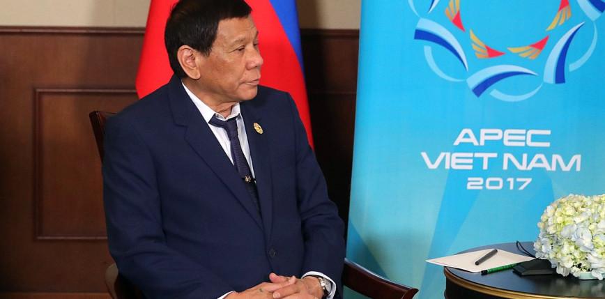 Filipiny: prezydent grozi więzieniem tym, którzy nie chcą się zaszczepić