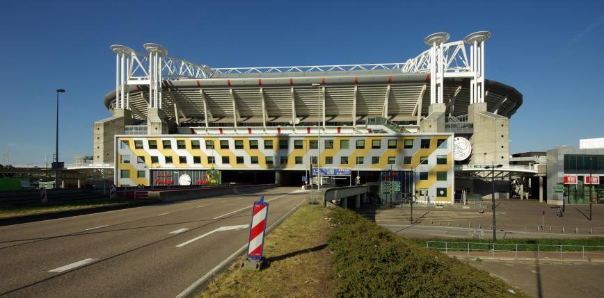 Eredivisie: Ajax umacnia pozycję lidera po meczu z Feynoordem