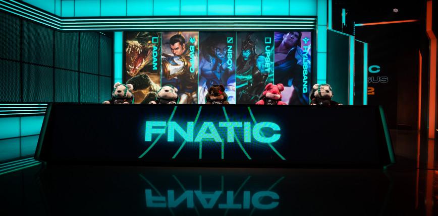 LoL - LEC: Fnatic lepsze od G2, pierwsza wygrana SK