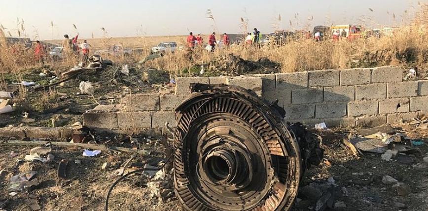 Iran udostępni raport końcowy, dotyczący katastrofy ukraińskiego Boeinga