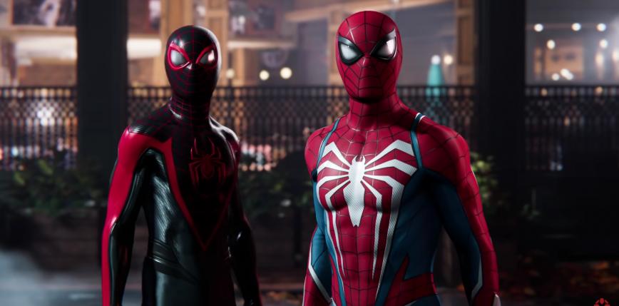 """""""Spider-Man 2"""" pojawi się już w 2023 r."""