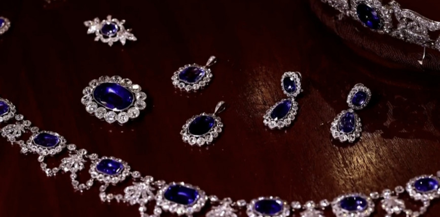 Biżuteria córki Napoleona sprzedana za 1,4 mln euro