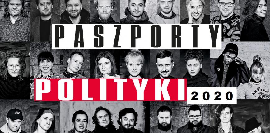 Paszporty POLITYKI 2020 – nominacje