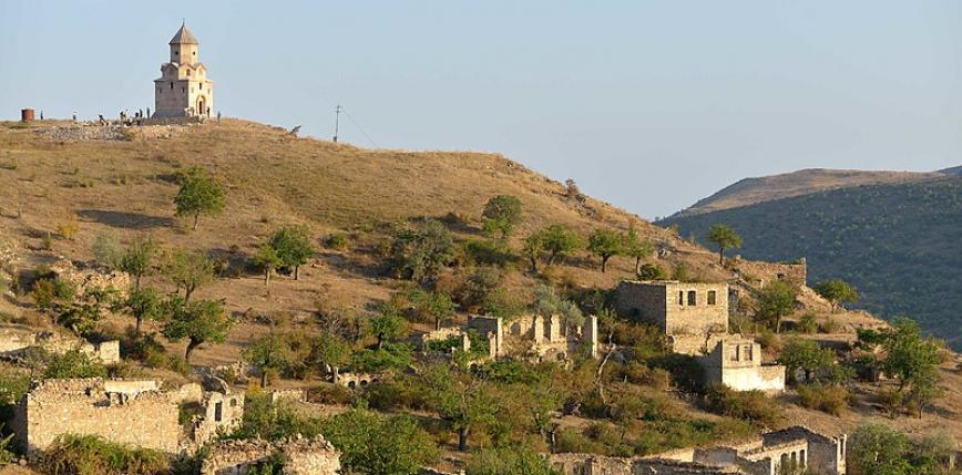 Naruszenie zawieszenia broni w Górskim Karabachu, jeden żołnierz ranny