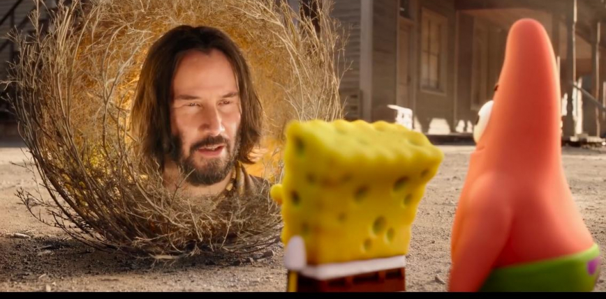 """Spongebob Film: Na ratunek"" nie trafi do kin"