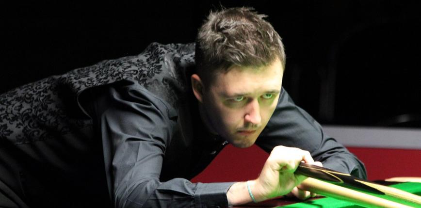 Snooker - MŚ: początek półfinałowych zmagań dla Kyrena Wilsona