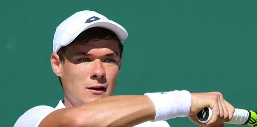 Tenis - ATP Sofia: ćwierćfinałowa porażka Majchrzaka