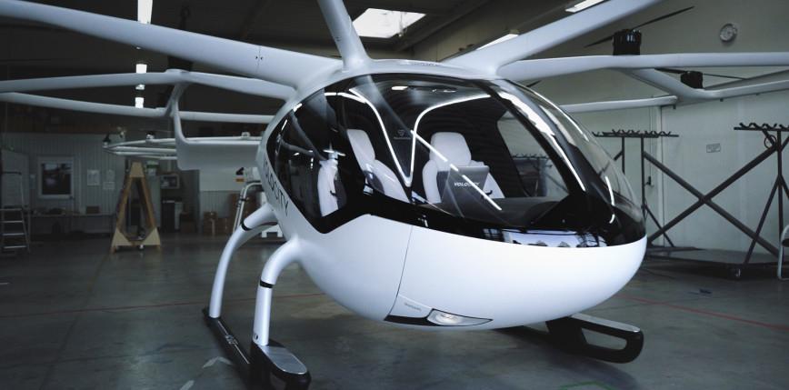NASA testuje nowy prototyp taksówki powietrznej