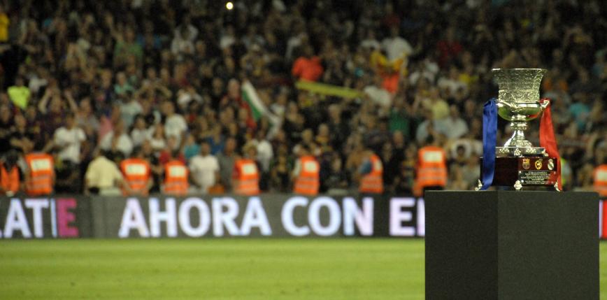 Superpuchar Hiszpanii: czas na... Półfinały!