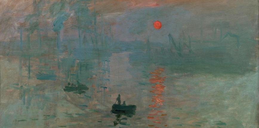 Van Gogh i Monet w 3D