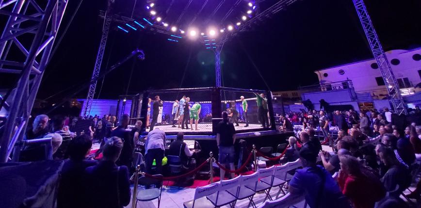 Babilon MMA 21: sporo skończeń przed czasem podczas piątkowego wydarzenia