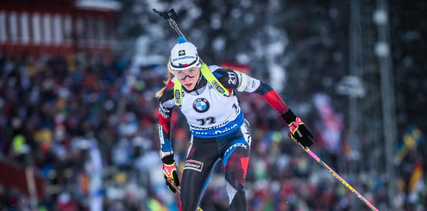 Biathlon - MŚ: Marketa Davidova mistrzynią świata, Hojnisz 16