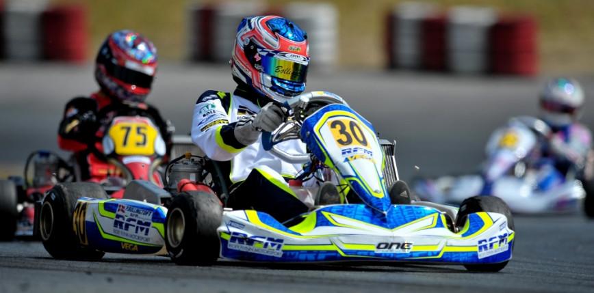 Karting: Luca Corberi wykluczony ze ścigania na 15 lat