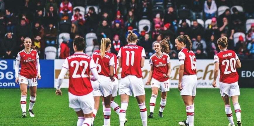 Piłka nożna kobiet: derby Londynu dla Arsenalu, VfL Wolfsburg ogrywa Werder Brema