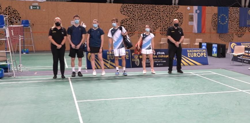Badminton - ME U17: wielkie emocje w finale