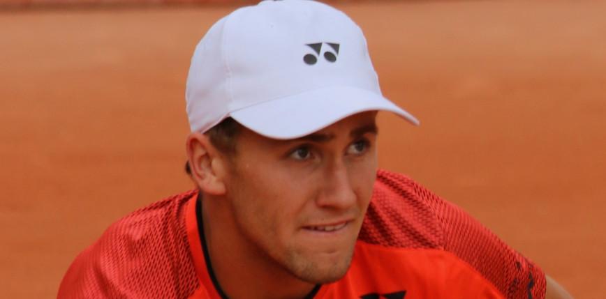 Tenis - ATP San Diego: efektowna wygrana Caspra Ruuda