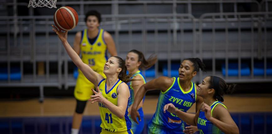 Euroliga kobiet: Arka przegrała z Fenerbahce