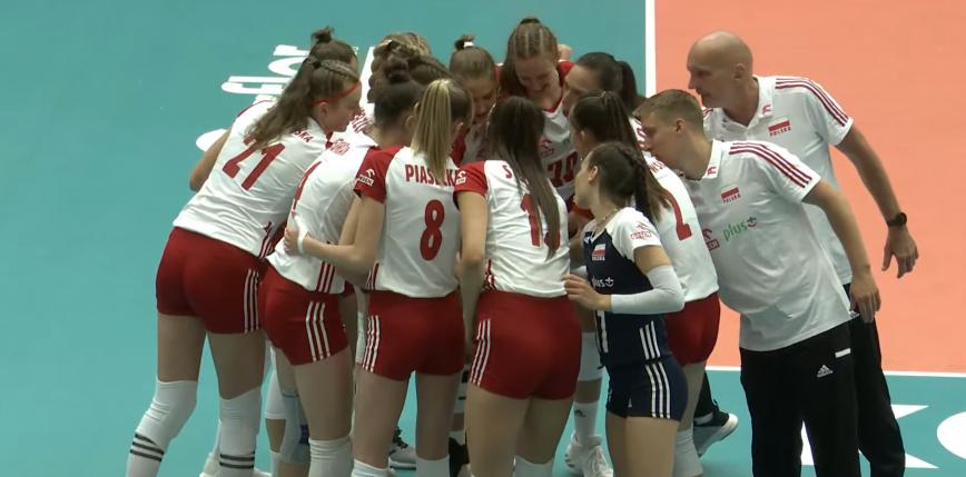 Siatkówka - MŚ U20: bolesna powtórka, czyli kolejna przegrana Polek z Włoszkami
