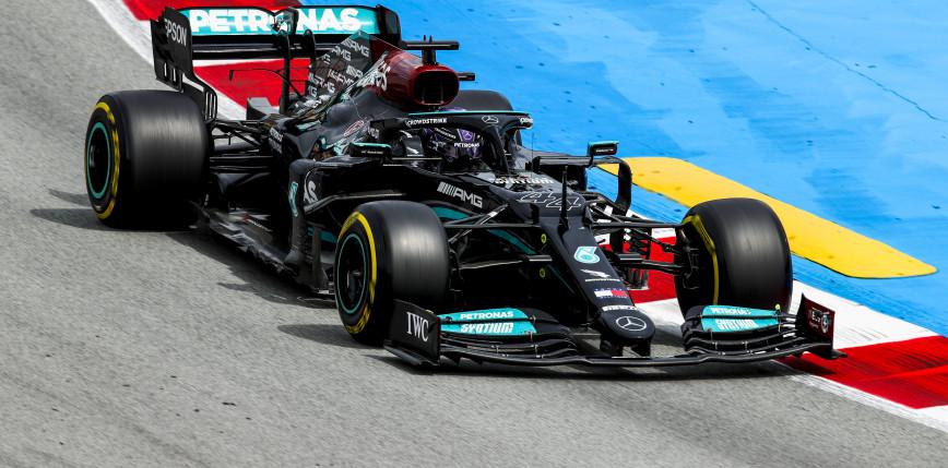 F1 - GP Turcji: najlepsze czasy Hamiltona