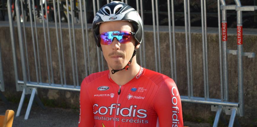 Etoile de Besseges: Christophe Laporte wygrał pierwszy etap, Kwiatkowski piąty