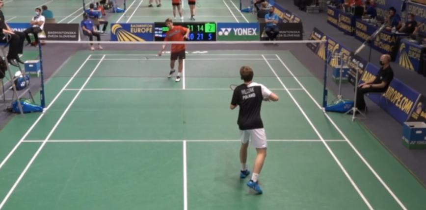 Badminton - ME U17: świetna środa Polaków