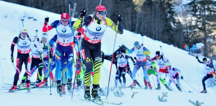 Biathlon - ME: Andrejs Rastorgujevs mistrzem Europy w biegu indywidualnym