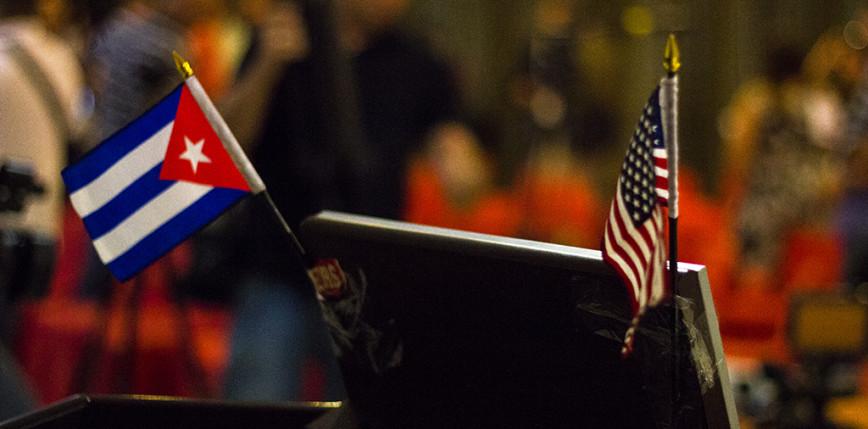 USA nakładają nowe sankcje na kubańskich urzędników