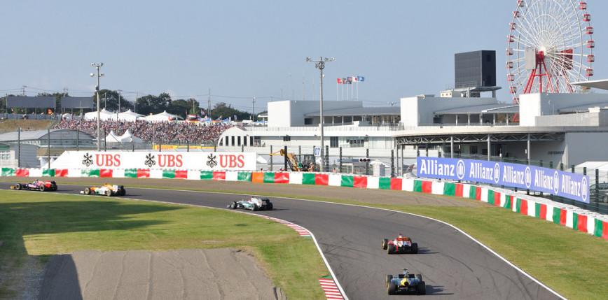 F1: kolejny wyścig wypada z kalendarza! Tym razem Japonia