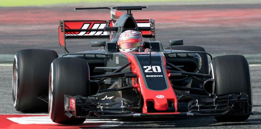 Formuła 1: Zespół Haas zaprezentował nowe malowanie