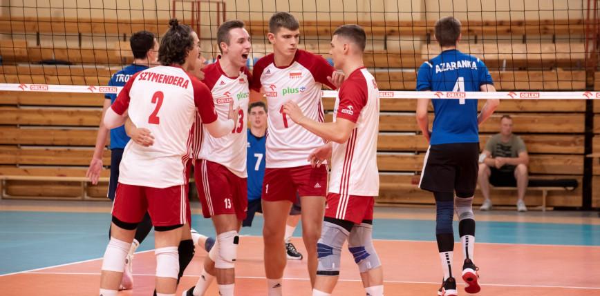 Siatkówka - MŚ U19: kolejne pewne zwycięstwo Biało-Czerwonych!