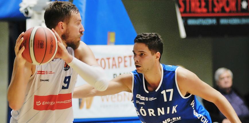 Koszykówka - Suzuki 1LM: pierwsze ćwierćfinały na korzyść faworytów