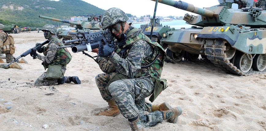 Korea Południowa podpisała ze Stanami Zjednoczonymi nową umowę wojskową