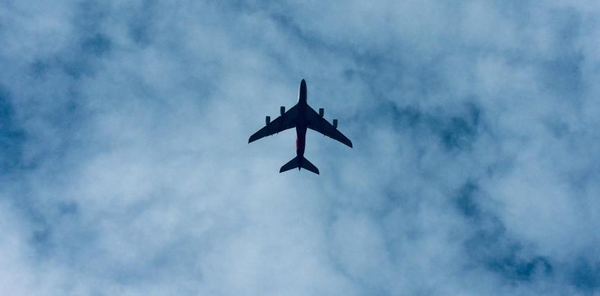 USA: mężczyzna został oskarżony o zakłócenie lotu