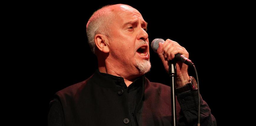 """Peter Gabriel: """"Płyta jest bliżej niż myślicie"""""""