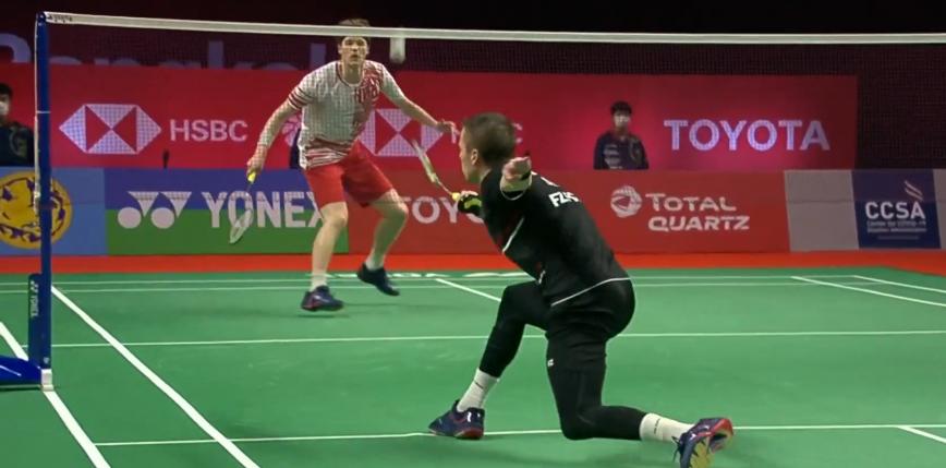 Badminton - Toyota Thailand Open: szybkie półfinały